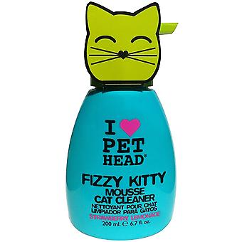 Pet chef kat brusende Kitty Mousse 190ml