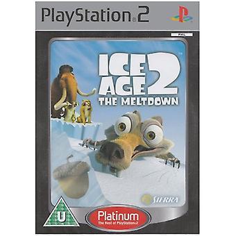 Ice Age 2 de kernsmelting [platina] (PS2)