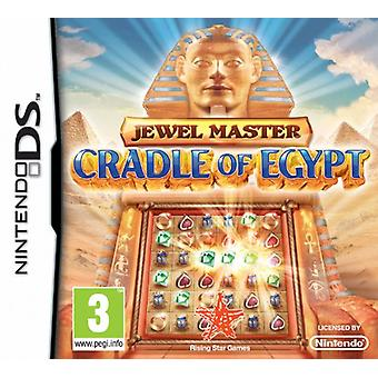 Juvel Master vagga Egypten (Nintendo DS)