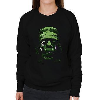 Frankensteins Monster Women's Sweatshirt