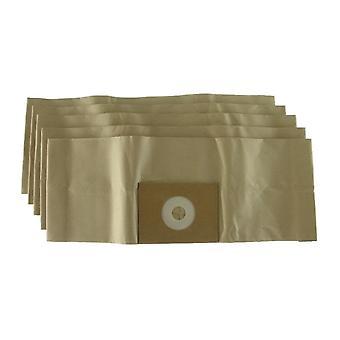 Premiere di sacchetti di polvere di carta Mini aspirapolvere