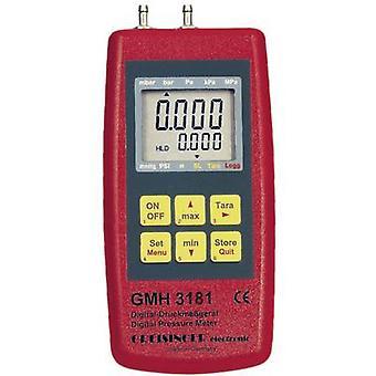 Greisinger GMH 3181-13 Digital Fine Manometer with Logger