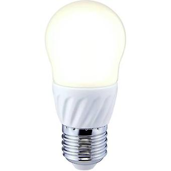 Sygonix LED EEC A+ (A++ - E) E27 Droplet 3.5 W = 25 W Warm white (Ø x L) 45 mm x 97 mm 1 pc(s)