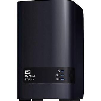 WD My Cloud™ EX2 Ultra WDBVBZ0080JCH-EESN NAS server 8 TB Business Cloud