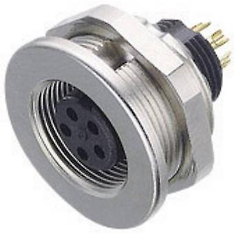Binder 09-0416-00-05 Sub Miniature Round Plug Connector Series Nominal current (details): 3 A
