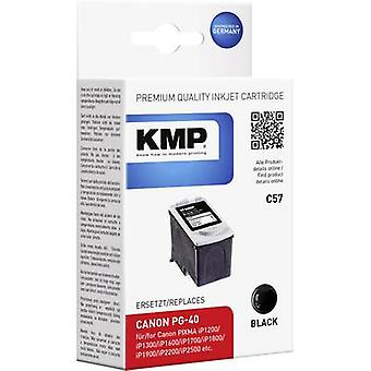 KMP Ink replaced Canon PG-40 Compatible Black
