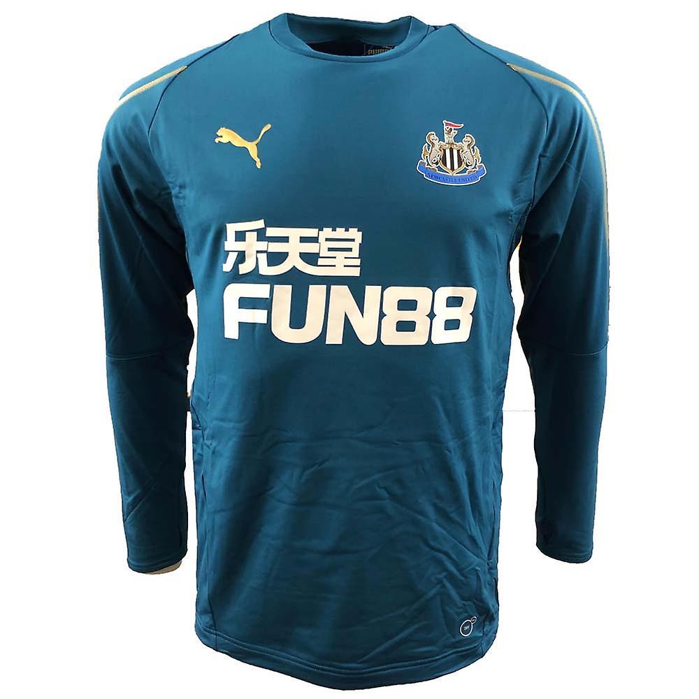 2018-2019 Newcastle Puma Sweat Top (Corsair)