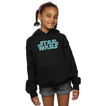 Star Wars Girls Retro-X-Wing Muster Logo Hoodie