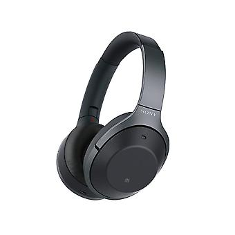 Sony WH-1000XM2 Wireless Over-Ear Noise Cancelling High Resolution Headphones with Gesture Control, Activity Recognition, 30 Hours Battery Life Black