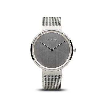 BERING - wrist watch - unisex - classic - Silver shiny - 14539-000