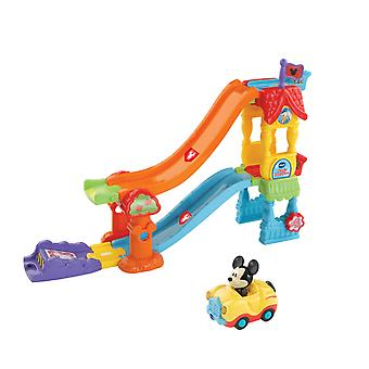 Vtech Toot-Toot Drivers Disney Mickey Happy House With Mickey Convertible