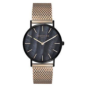 LIEBESKIND BERLIN ladies watch wristwatch stainless steel LT-0145-MQ