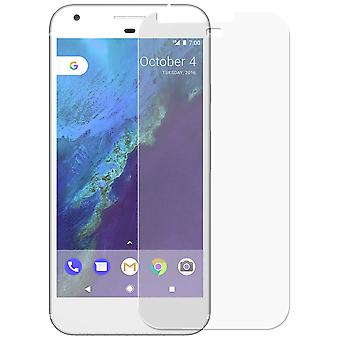 Google Pixel XL Tempered Glass Screen Protector Retail Packaging