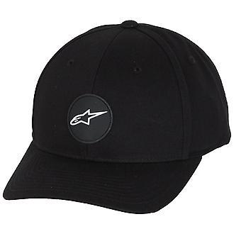 Alpinestars Mens Snapback Cap ~ Cover black