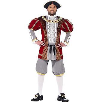 Henry VIII Deluxe Kostüm, Brust 42