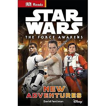 Letture DK - Star Wars - The Force risveglia - nuove avventure di DK - 978024