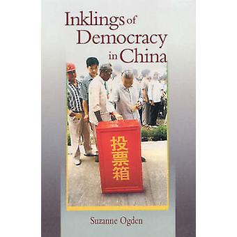 Sinal de democracia na China por Suzanne Ogden - livro 9780674008793