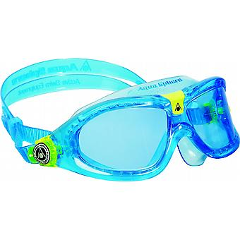 Aqua Sphere Seal Kid 2 Swimming Goggle - Blue Lenses - Aqua Blue