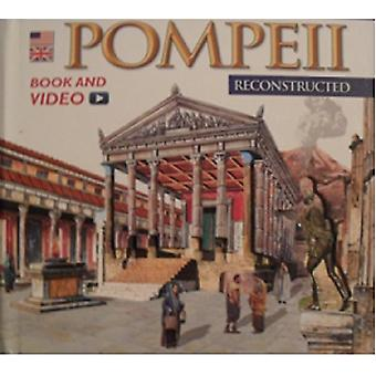 Pompeii Reconstructed by Maria Antonietta Lozzi - 9781861188373 Book
