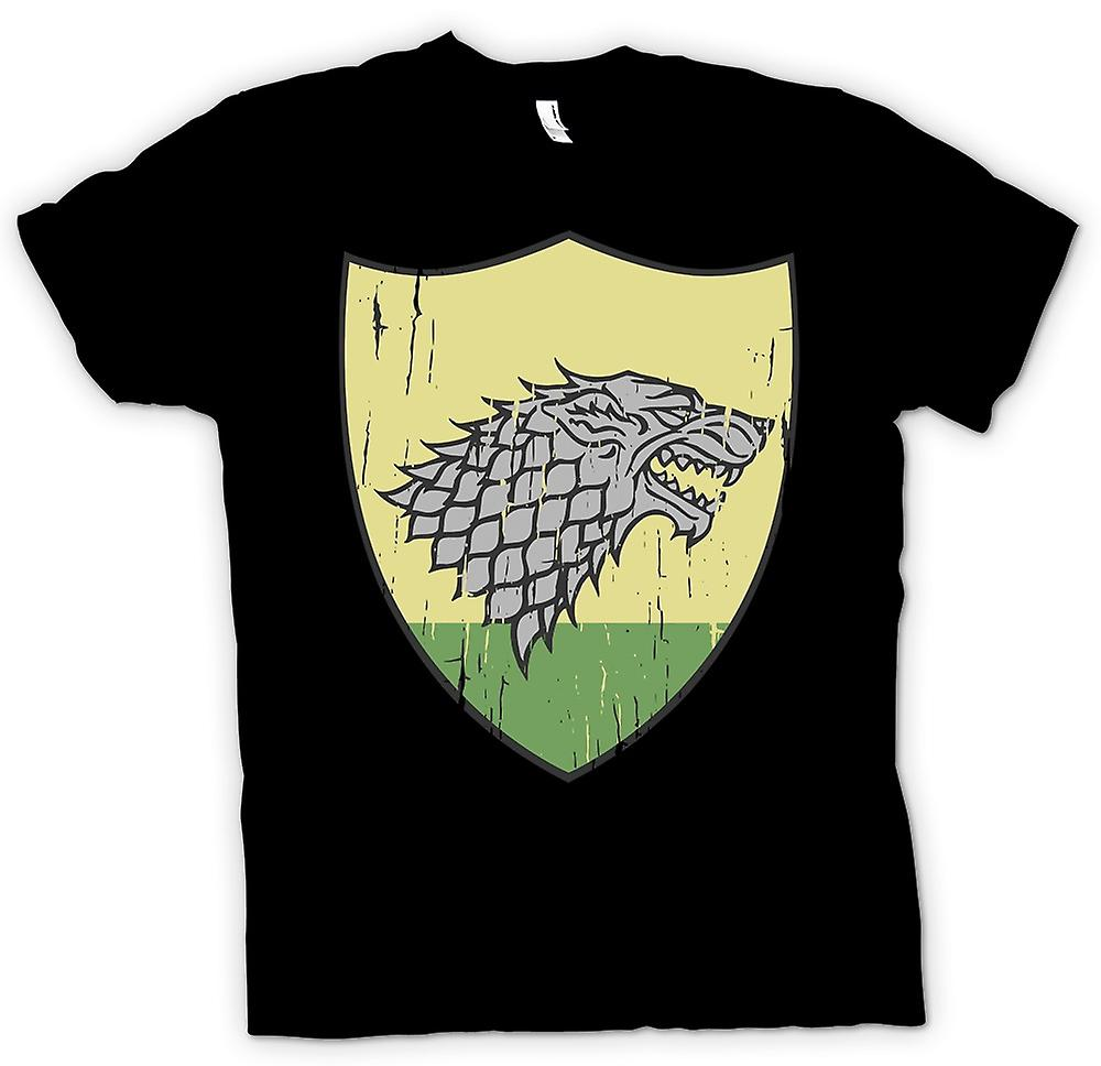 Mens T-shirt - House Of Stark - Heraldy Shield