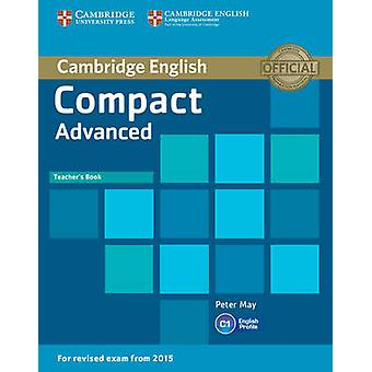 Compact Advanced Teacher's Book by Peter May - 9781107418387 Book