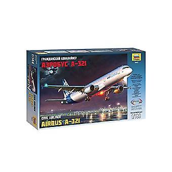 Zvezda Z7017 Airbus A-321