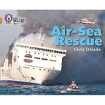 Collins Big Cat - Air-Sea Rescue: Band 12/Copper