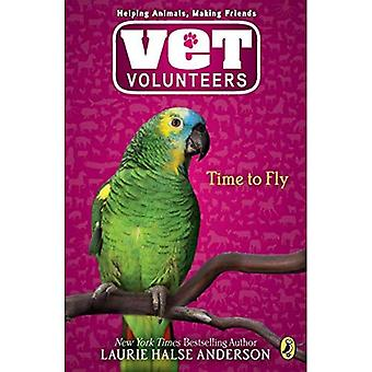 Time to Fly #10 (Vet Volunteers)