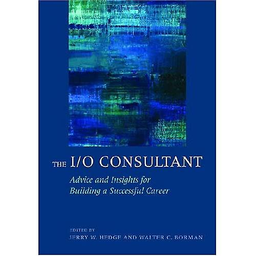 The I O Consultant  Advice and Insights for Building a Successful Career