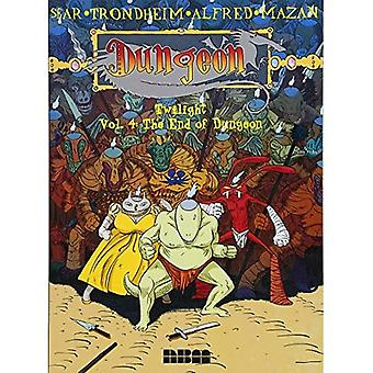 Dungeon: Twilight Vol. 4 : High Septentrion & The End of Dungeon