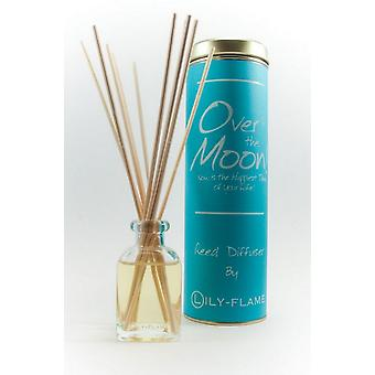 Lily flamme duftende Reed Diffuser - Over månen