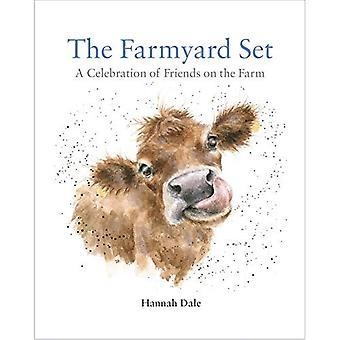 Das Hof-Set: Ein Fest der Freunde auf dem Bauernhof