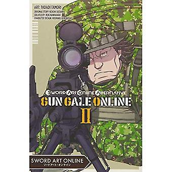 Sword Art Online Alternative Gun Gale Online, Vol. 2