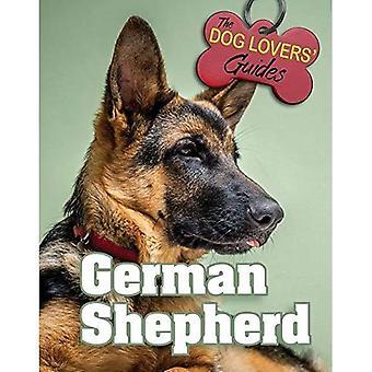 Deutscher Schäferhund (Hund Geliebte Führer)