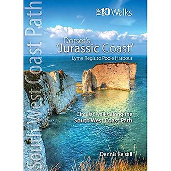 The Jurassic Coast (Lyme Regis to Poole Harbour): Circular Walks along the South West Coast Path (Top� 10 Walks: South West Coast Path)