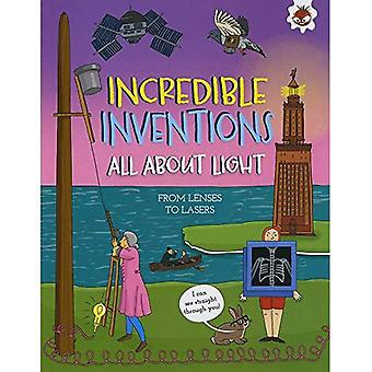 Incredible Inventions - All� About Light