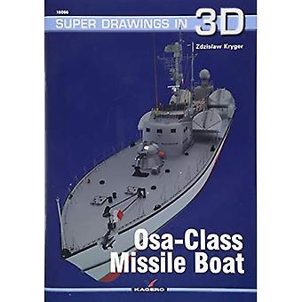 Osa-Class Missile Boat (Super Drawings in 3D)
