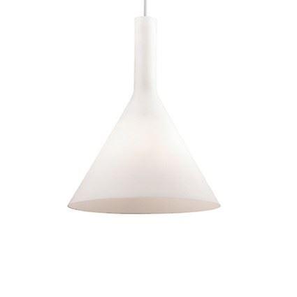 Ideal Lux - Cocktail petit pendentif blanc IDL074337