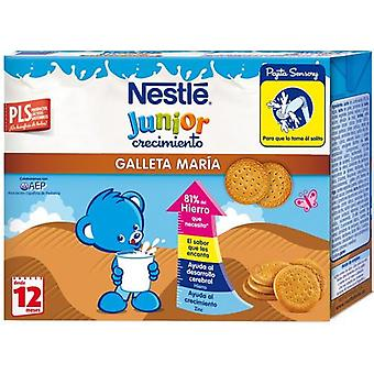 Nestlé Growing milk Cookies Mary 1+ 3x200ml (Jeugd , Voederen , Liquid milk)