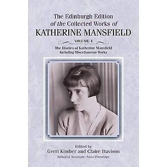 Os diários de Katherine Mansfield por Gerri Kimber & Claire Davison