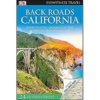Back Roads California (DK Eyewitness Travel Guide)