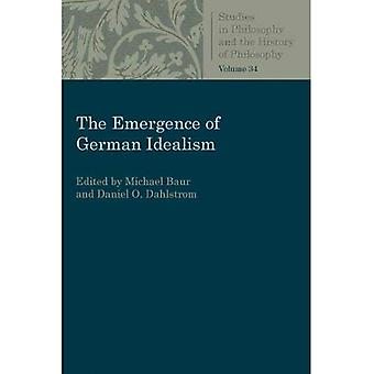 The Emergence of German Idealism (Studies in Philosophy and the History of Philosophy)
