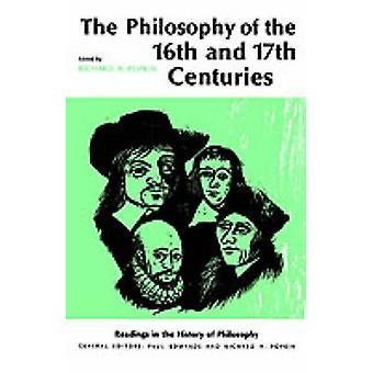 Filosofin av den sextonde och sjuttonde århundradena av Popkin & Richard H.
