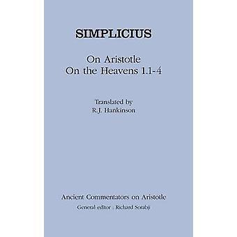 Simplicius On Aristotle On the Heavens 1.14 by Simplicius