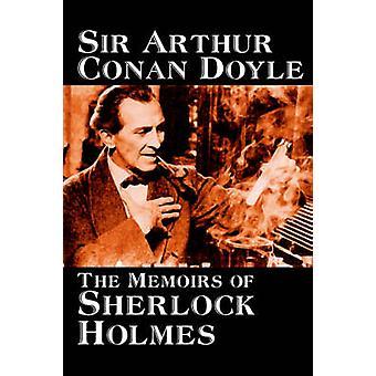 As memórias de Sherlock Holmes por Arthur Conan Doyle ficção mistério detetive por Doyle & Arthur Conan