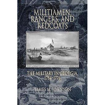 Les RANGERS de MILICIENS et tuniques rouges par Johnson & J. M.
