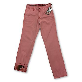 Tailor Vintage chino in washed red