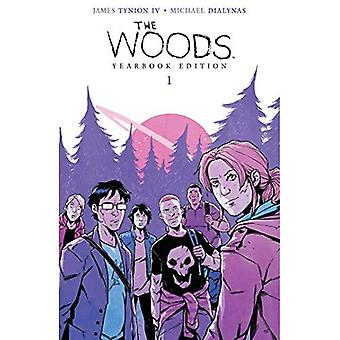 The Woods Yearbook Edition Book One (The Woods)