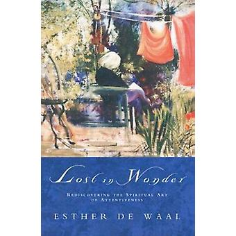 Lost in Wonder - Rediscovering the Spiritual Art of Attentiveness by D