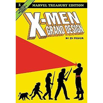 X-men - Grand Design by Ed Piskor - 9781302904890 Book